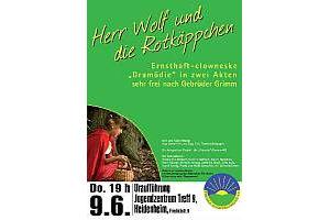 """""""Herr Wolf und die Rotkäppchen"""""""