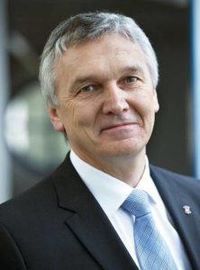 Professor Manfred Träger, Rektor Duale Hochschule Baden-Württemberg Heidenheim a. D.
